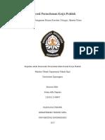 Proposal Permohonan Kerja Praktek Rusun