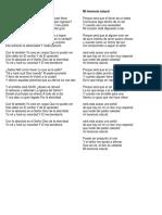 Canciones para programa de nuevos comienzos
