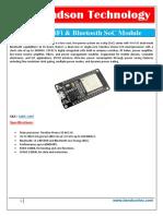 ESP32-WiFi & Bluetooth Getting Started Guide
