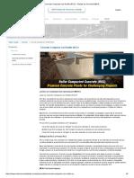 Concreto Compacto Con Rodillo (RCC) - Plantas de Concreto MEKA