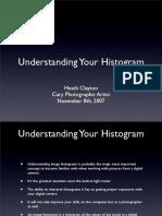 Understanding Your Histogram