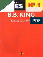Sentir el Blues, N° 01, B. B. King