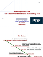 13 F 0117 DOC 01 Course Materials Perspectives on Islam and Islamic Radicalism