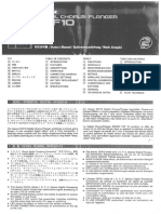 Ibanez DCF10 Digital Chorus Flanger Manual