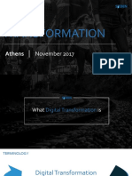 Digital Transformation Overview