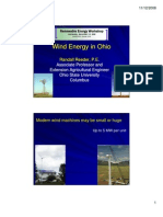 Wind Energy Reeder