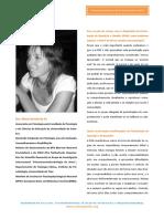 Entrevista Dra. Diana de Sá
