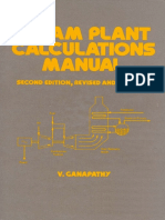 [v. Ganapathy] Steam Plant Calculations Manual