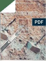 Recomendaciones para el Diseño, Ejecucion y Control de Anclajes Inyectados y Postensados en Suelos y Rocas - CDT