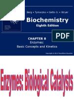 Lecture 1 Basics Enzyme Kinetics 08012018