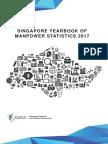 ingapore Yearbook Of Manpower Statistics, 2017
