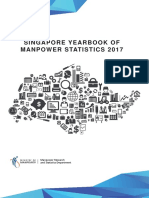 ingapore Yearbook Of Manpower Statistics, 2017