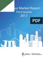 Labour Market Third Quarter 2017