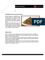 Las Recetas de La Pera Limonera_2013!01!07 Al 11 Enero