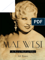 [Jill Watts] Mae West an Icon in Black and White(BookFi)