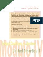 Lengua Literatura Mod IV UD 1 R