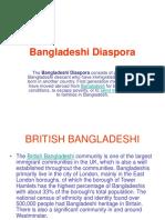 Bangladeshi Diaspora