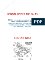 Bengal Under the Palas