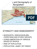Ethnic Community of Bangladesh