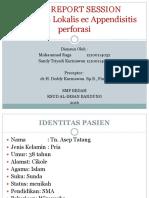 2. CRS APPENDISITIS (dr.deddy).ppt