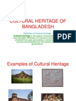 Cultural Heritage of Bangladesh