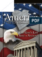 America And The Ten Commandments by Anthony Lester