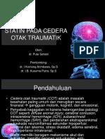 Statin Pada Cedera Otak Traumatik