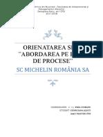 Alecu Georgiana_anI_CPSI_Reorganizarea Firmelor Pe Baza Proceselor