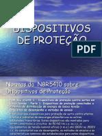 DISPOSITIVOS DE PROTEÇÃO