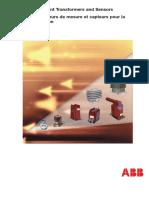 CTs,VTs, Sensors Leaflet en,Fr R1_a