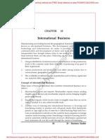 10 International Business