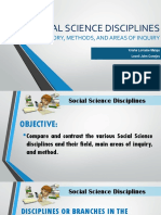 Social Science Discipline
