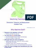 02 Machining 1