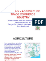 Agriculture Trade Commerce Industry of Bangladesh
