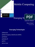 Emerging Wireless Technology