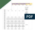 Cronograma de Estudos Para o ENEM