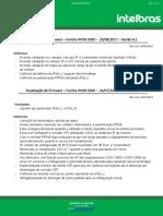 Atualização de firmware – Família WOM 5000