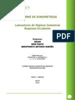 Dosimetria - Aer Pasto Ant Nariño