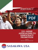 Sasakawa Democracy U.S.-japAN