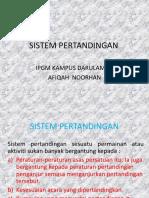 Sistem Pertandingan
