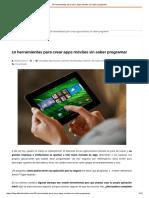 10 herramientas para crear apps móviles sin saber programar.pdf