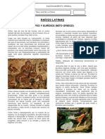 Raíces LATINAS Bloque 2