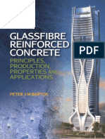 Bartos P. J., Glassfibre Reinforced Concrete - Principles, Production, Properties and Applications, 2017