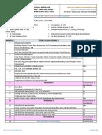 Jadwal Mengajar & Silabus D1 - D4 - Rev. 0