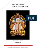 Manual de 3 Camporee Conquistadores 2018-1