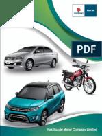 Suzuki Annual Report 2016