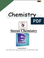 SterioChemistry Iit