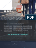 2017 ForeSee Net Promoter Score Report