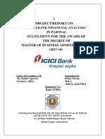 projectreportonicicibank-100518104653-phpapp01