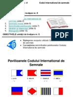 Codul International de Semnale
